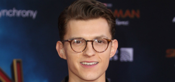 Tom Holland spotted out with woman who is not Zendaya