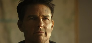 The 'Top Gun: Maverick' trailer is full of Tom Cruise looking like a midlife crisis