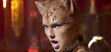 The 'Cats' trailer is one of the freakiest, most disconcerting things ever
