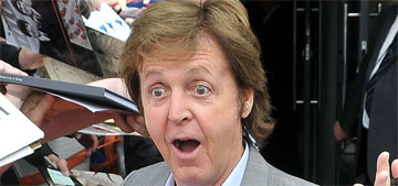 Paul McCartney is making an It's a Wonderful Life musical: theater-going goals?