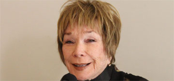 Shirley MacLaine, 85, isn't retiring, wants 'to be a spokesperson for older women'