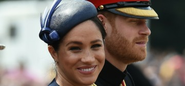 'Royal insiders' complain that the Sussexes got office space in Buckingham Palace