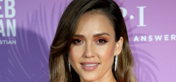 Jessica Alba tried lasering off some of her 'tramp stamp' tattoos but they won't go away