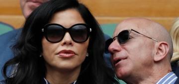 Jeff Bezos & Lauren Sanchez are so in love, they're not even discussing prenups