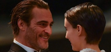 Rooney Mara & Joaquin Phoenix are engaged after more than two years of dating?