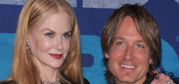Nicole Kidman is 'embarrassed' by Keith Urban singing about their sex life in 'Gemini'