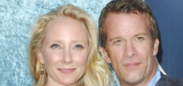 Thomas Jane & Anne Heche, both 50 years old, are in a relationship now
