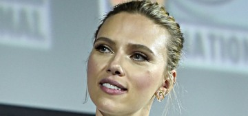 Scarlett Johansson is excited to see diversity in Marvel's future projects, huh