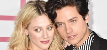 Lili Reinhart & Cole Sprouse are over after two years of dating
