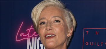 Emma Thompson & Hannah Gadsby got day drunk at lunch and danced home