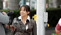 Michelle Rodriguez may end up back in women's jail… just like she likes it