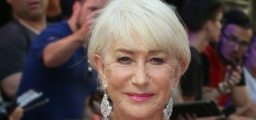 Helen Mirren is so happy to be part of the Fast & Furious spinoff, 'Hobbs & Shaw'