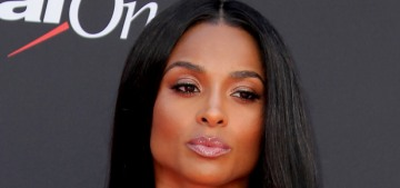 Ciara's diet: eating five small meals & drinking more than a gallon of water every day