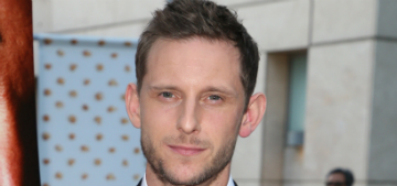 Jamie Bell had a tough time deciding whether to play a white supremacist