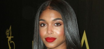 Lori Harvey, 22, is dating 49-year-old Sean Combs, after dating his son Justin