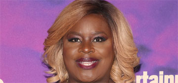 Retta has TVs in almost every room of her house: goals or too many?