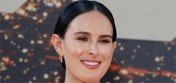 Rumer Willis liked Tarantino's no phones rule: 'Our phones have invaded our lives'