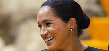 Duchess Meghan guest-edited the September issue of British Vogue
