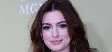 Anne Hathaway knew her pregnancy 'was going to make somebody feel worse'
