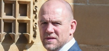 Mike Tindall was asked to stop gossiping about his royal in-laws