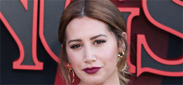 Ashley Tisdale: 'It's ok to not want to start a family right away'