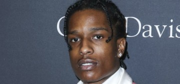 A$AP Rocky's Swedish assault trial started today & it's already a mess