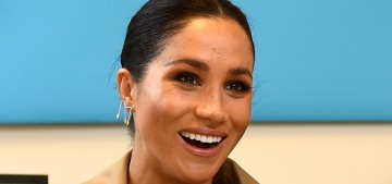 Duchess Meghan will launch a capsule collection of workwear to benefit Smart Works