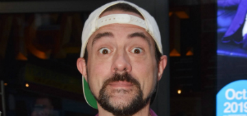 Kevin Smith's daughter made him go vegan after heart attack, he still hates vegetables