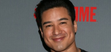Wow, Mario Lopez made some transphobic & misogynistic comments this week