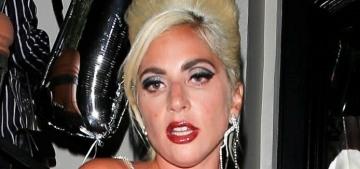 Lady Gaga has a new boyfriend, and it's not Bradley Cooper (thank God)