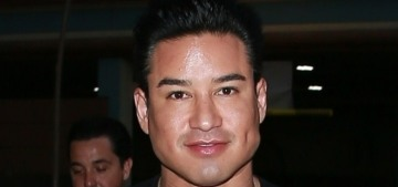 Mario Lopez apologizes: 'The comments I made were ignorant & insensitive'