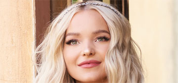 Dove Cameron: 'A lot of people in this industry tell you not to speak about things'