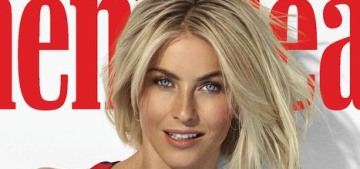 Julianne Hough announced to her husband: 'You know I'm not straight, right?'