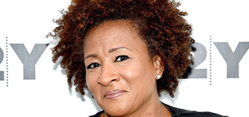 Wanda Sykes hates the beach: either you're in the water or burning up