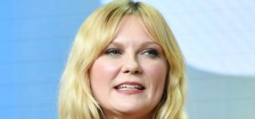 Kirsten Dunst: 'It's so much easier to go back to work than it is to be a SAHM'
