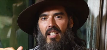Russell Brand: 'Prayer can be a way of accessing latent aspects of yourself'