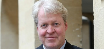 Charles, the Earl Spencer, seems to think male primogeniture is, like, a choice?