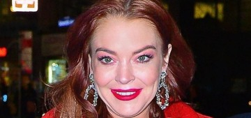 Page Six: There's a rumor about Lindsay Lohan & Mohammad bin Salman