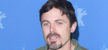 Casey Affleck said some surprisingly thoughtful words about #MeToo, no joke