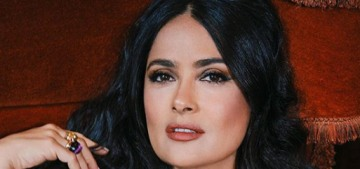 Salma Hayek: 'In America they used to tell actresses they expired at 30′