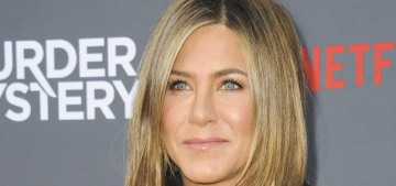 Jennifer Aniston on the '90s: 'There was a sense of safety in the world'