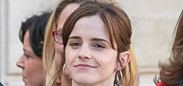 Emma Watson launches UK advice line for legal help on workplace harassment