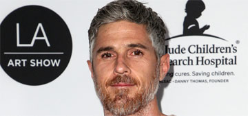 Dave Annable unfollowed everyone: 'Instagram can cause depression & anxiety'