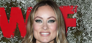 Olivia Wilde thanks strangers for helping when her son had a tantrum at a restaurant