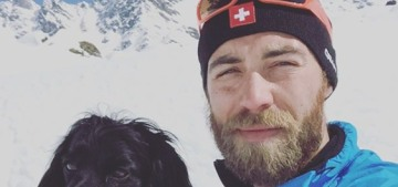 James Middleton: 'I find it easier talking to the dogs than I sometimes do to humans'