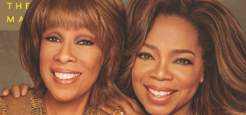 Oprah on Gayle King: 'A true friend can't be jealous or want to take advantage'