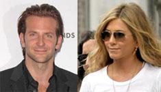 Enquirer: Jennifer Aniston & Bradley Cooper are still dating, secretly