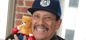 Danny Trejo saved a child trapped in an overturned car, distracted him from accident