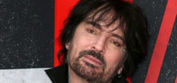Tommy Lee posts an excellent anti-Trump rant, which he did not write