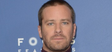 Armie Hammer calls out Marvel chairman for being a Donald Trump mega-donor